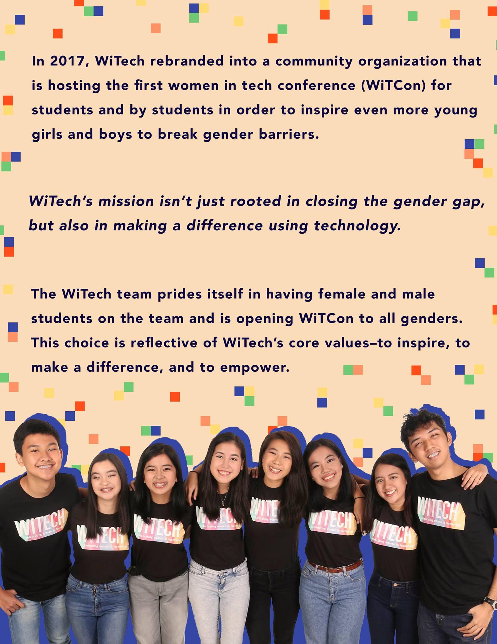 WiTech   celebrating women in technology