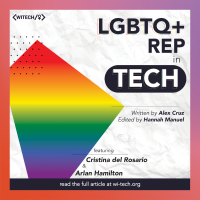 LGBTQ+ Rep in Tech
