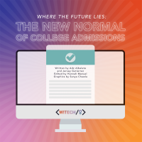 Where the Future Lies: The New Normal of College Admissions