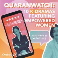 Quaranwatch: 10 K-Dramas Featuring Empowered Women