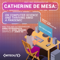 Catherine de Mesa: On Computer Science and Thriving Amid a Pandemic